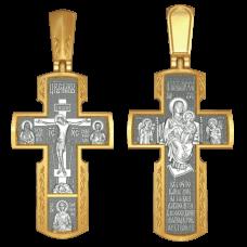"""Православный крест """"Всецарица"""""""