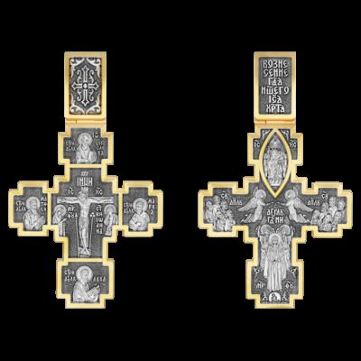 Православный крест «Вознесение Господне»